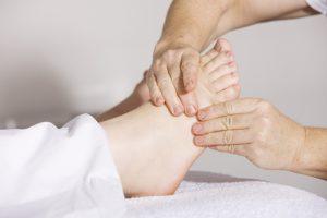 voetmassage dorsaal