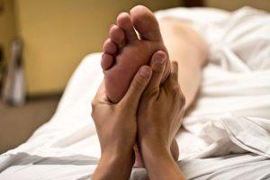 voetmassage plantair